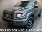 2007 Honda Ridgeline 4WD CREW CAB! ALLOYS! LOADED CERTIFIED! in Guelph, Ontario