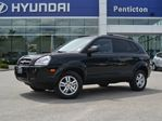 2008 Hyundai Tucson Limited in Penticton, British Columbia