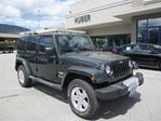 2011 Jeep Wrangler Unlimited Sahara in Penticton, British Columbia