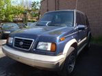 1997 Suzuki Sidekick LEATHER in Scarborough, Ontario