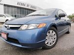 2008 Honda Civic DX-A in Barrie, Ontario