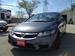 2010 Honda Civic LX-Sport, 1 Owner, Low KM, Honda Warranty No Accident ! in Burlington, Ontario