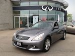 2012 Infiniti G37 x Luxury AWD in Mississauga, Ontario