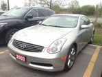 2003 Infiniti G35 Sport PKG in Woodbridge, Ontario