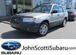 2007 Subaru Forester SE | VENDU in Montreal, Quebec