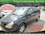 2006 Kia Sedona LX / 7-passenger seating / lots of power options i in Edmonton, Alberta