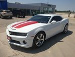 2011 Chevrolet Camaro 2SS 6 SPD MANUAL HEATED LEATHER VERY SHARP !! GET in Tilbury, Ontario