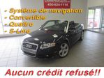 2007 Audi A4 3.2 Sline*Cabrio,GPS in Laval, Quebec