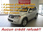 2009 Suzuki Grand Vitara JLX*Toit,8pneus,Mags in Laval, Quebec