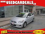 2013 Hyundai Accent Gl Htd Seats Fully Equipped Cruise in Saint John, New Brunswick