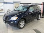 2006 Mercedes-Benz M-Class ML350 4MATIC in Kelowna, British Columbia