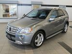 2010 Mercedes-Benz M-Class ML550 4MATIC in Kelowna, British Columbia
