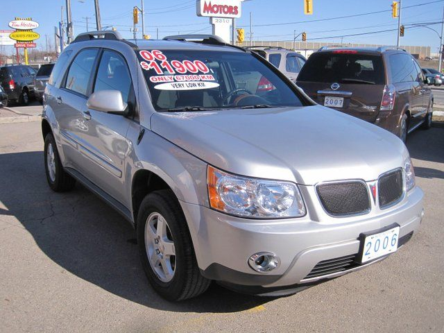 2006 Pontiac Torrent LS ~ VERY, VERY LOW KM...DO NOT MISS THIS ONE ...