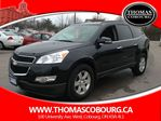 2011 Chevrolet Traverse LT 8 Passenger! Fuel Efficient Family Vehicle in Cobourg, Ontario