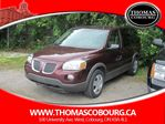 2009 Pontiac Montana SV6 Great Clean Van! Lots of Warranty Left in Cobourg, Ontario