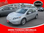 2012 Chevrolet Volt Leather, Touch Screen, Heated Seats! Plug in Elect in Cobourg, Ontario
