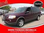 2009 Pontiac Montana SV6 DVD, LOW KMS, GREAT SHAPE! in Cobourg, Ontario