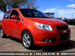 2009 Chevrolet Aveo LT Manual, Alloys, Sunroof, A/C in Edmonton, Alberta