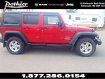 2013 Jeep Wrangler Unlimited Sport in Windsor, Nova Scotia