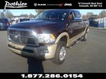 2012 Dodge RAM 3500 Laramie Longhorn/Limited in Windsor, Nova Scotia