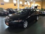 2005 Acura TSX PREMIUM PKG $13,800 LEATHER SUNROOF ALLOYS in Scarborough, Ontario