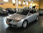 2005 Acura TSX PREMIUM PKG NAVIGATION $13,800 LEATHER SUNROOF in Scarborough, Ontario