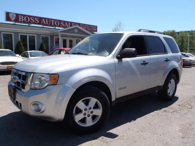 Reynolds Ford Edmond 2008 Ford Escape Xlt Silver - www.proteckmachinery.com