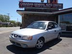 2002 Hyundai Accent GS in Scarborough, Ontario