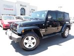 2012 Jeep Wrangler Unlimited Sahara in Milton, Ontario