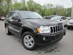2007 Jeep Grand Cherokee LIMITED, LEATHER, ROOF, HEMI, MINT! in Stittsville, Ontario