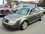2002 Audi A6 4.2L BEAUTIFUL MACHINE XTRA CLEAN SHARP CAR! in Ottawa, Ontario