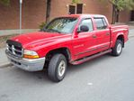 2000 Dodge Dakota SLT 4DOOR 4X4 FRESH TRADE AS-IS NEW ENGINE in Ottawa, Ontario