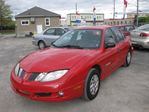 2005 Pontiac Sunfire SLX auto,loaded,ac,89K,like new,6M wrty,fnc.avlbl.no crdt,no prbl. in Ottawa, Ontario