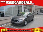 2009 Toyota Corolla Ce Air Fullt Equipped in Saint John, New Brunswick