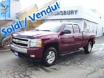 2008 Chevrolet Silverado 1500 LT in Bathurst, New Brunswick
