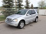 2005 Mercedes-Benz M-Class ML500! NAVI! LOADED! in Calgary, Alberta