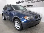2004 BMW X3 AWD in Saint-Francois-Du-Lac, Quebec
