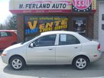 2005 Chevrolet Aveo LS,AUTOMATIQUE. in Sherbrooke, Quebec