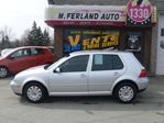 2007 Volkswagen City Golf  2.0,A/C, $$$ FINANCEMENT $$$ in Sherbrooke, Quebec