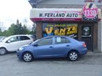 2008 Toyota Yaris BERLINE, AIR, AUTOMATIC.$$$ FINANCEMENT $$$ in Sherbrooke, Quebec