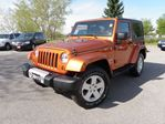 2011 Jeep Wrangler Sahara in Scarborough, Ontario
