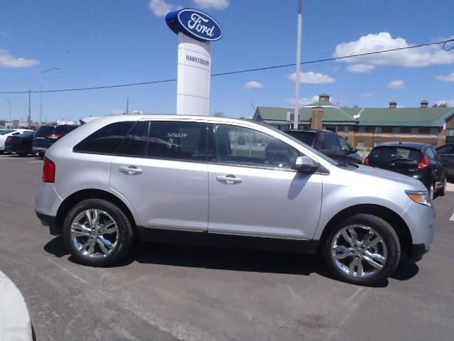 2013 ford edge sel hawkesbury ontario used car for sale. Black Bedroom Furniture Sets. Home Design Ideas
