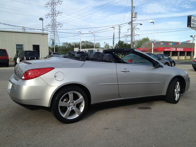 2006 pontiac g6 gt convertible burlington ontario used car for sale. Black Bedroom Furniture Sets. Home Design Ideas