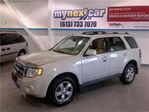 2009 Ford Escape Limited in Ottawa, Ontario