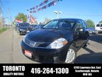 2008 Nissan Versa 1.8S in Scarborough, Ontario