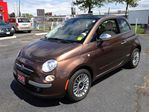 2013 Fiat 500 LOUNGE***LEATHER***SUNROOF** in Mississauga, Ontario