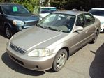 2000 Honda Civic EX-G FRESH TRADE $1500 IN REPAIR WAS JUST DONE  in Ottawa, Ontario