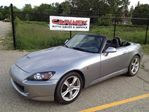 2004 Honda S2000 CONVERTIBLE . 6 SPEED . LEATHER . LOADED in Kitchener, Ontario