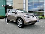 2011 Nissan Murano AWD LE CVT in Richmond, British Columbia