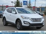 2013 Hyundai Santa Fe 2.4 Premium, Heated Steering Wheel, Bluetooth in Calgary, Alberta
